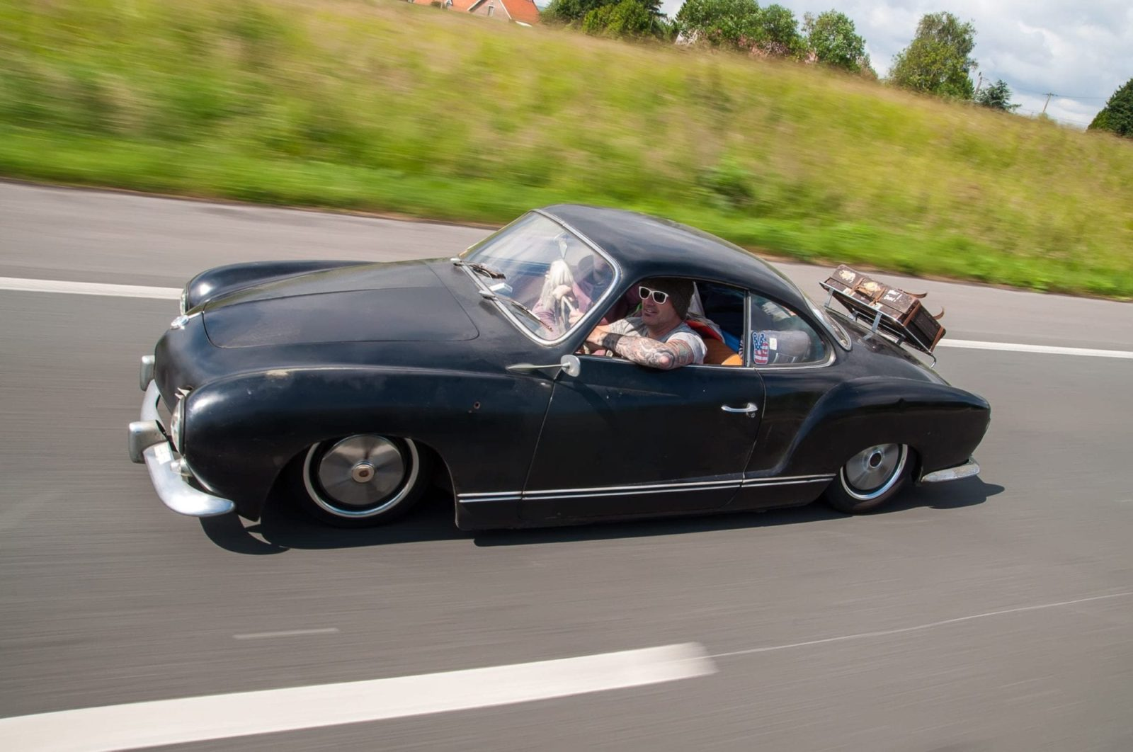 James Murtough's – 57 Low Light Ghia – Black Nailed UK