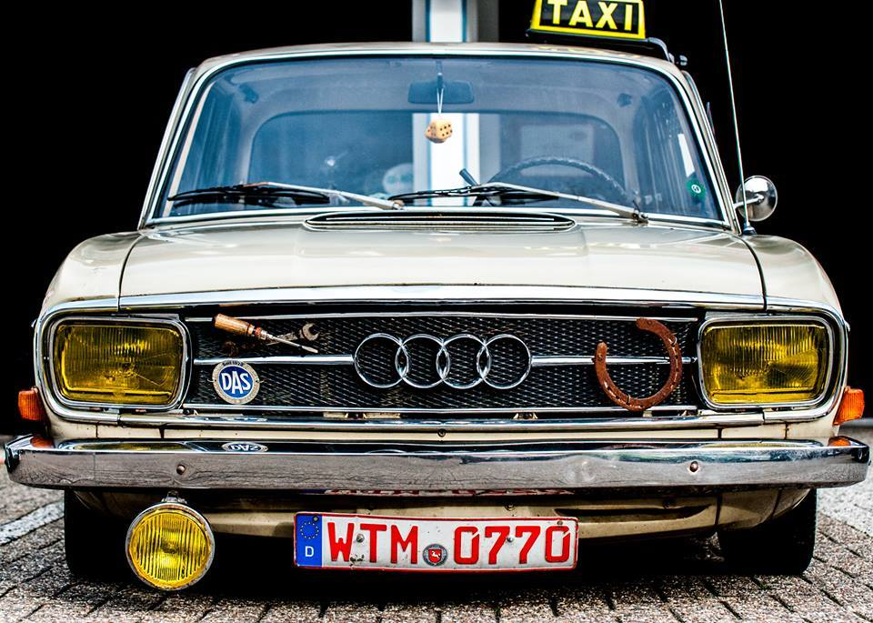 IN PROFILE: Rene Wildermann 'Audi 60L' Germany