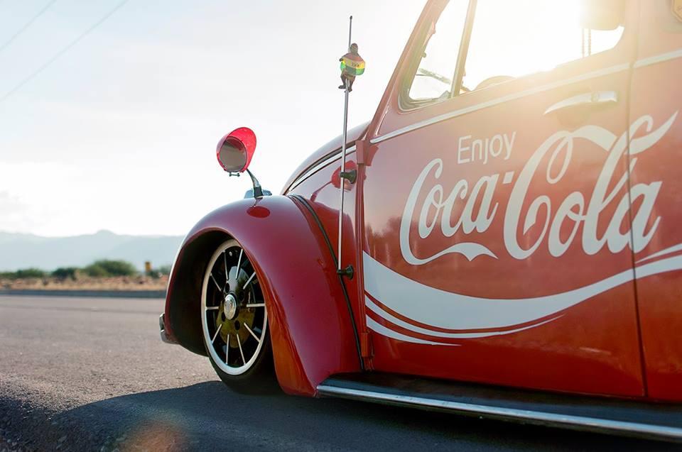 IN PROFILE: Jose Luis Potosi 1972 'Coka Cola' – Beetle Mexico