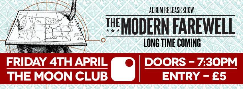 Modern Farewell Album Launch