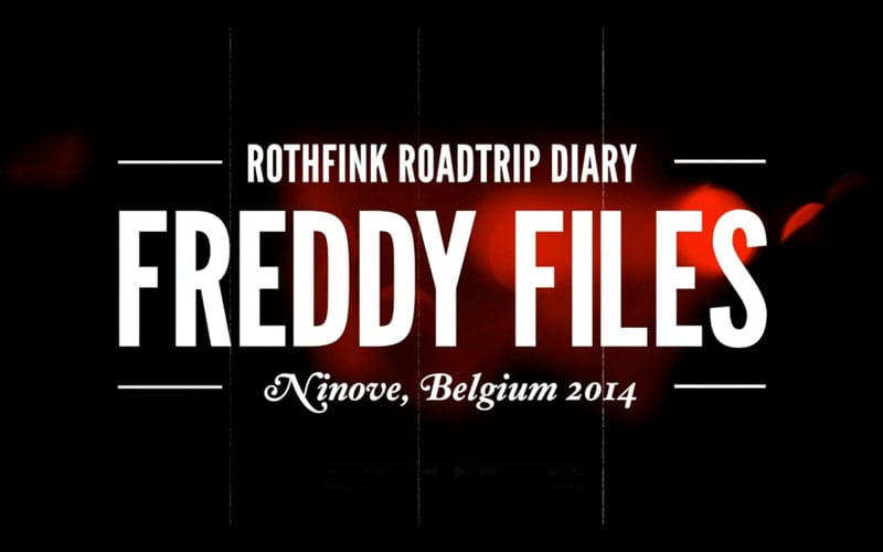 Rothfink vs. FreddyFiles, Ninove 2014