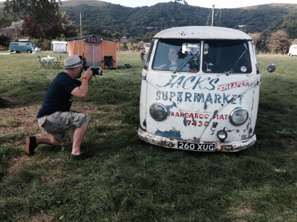 Bob's Kangaroo Panel Van