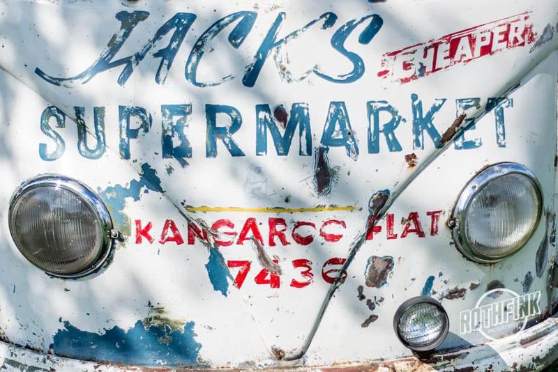 Behind the scenes: Jack's Supermarket Kangaroo Flat Bus vs Ruby Jewel