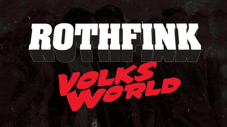 Rothfink at Volksworld 2015