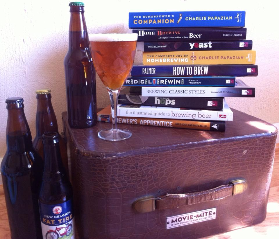 homebrew books for craft beer
