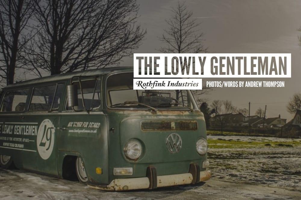 The lowly gentleman - early bay window UK