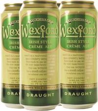 Wexford Irish Style Creme Ale: