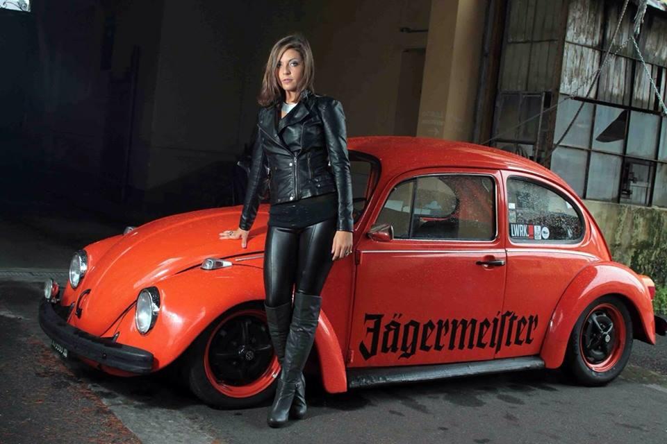 IN PROFILE: Danush Ghorbanali – 1972 Jagermeister Beetle – Italy