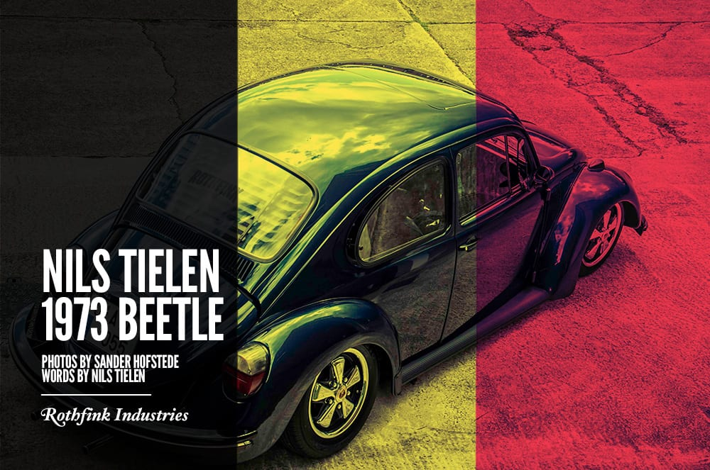 IN PROFILE: Nils Tielen 1973 Beetle