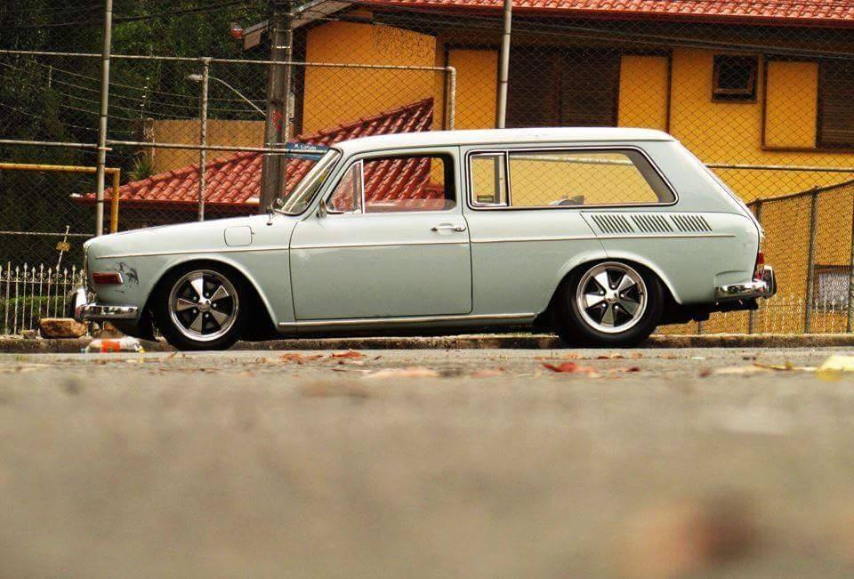 IN PROFILE: Kevin Costa's 1970 Type 3 Brazilian Squareback