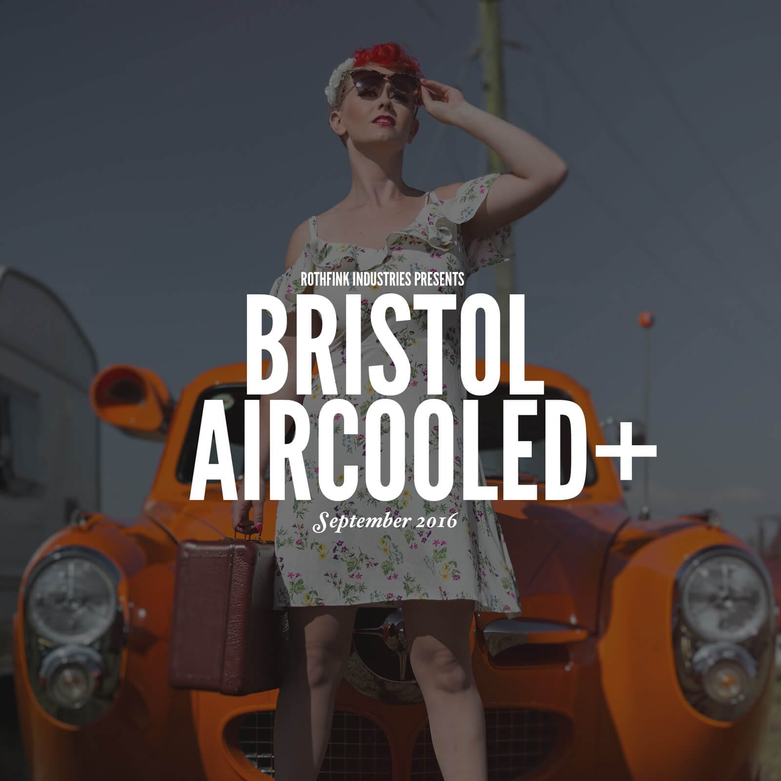 Bristol Aircooled Plus, September 2016