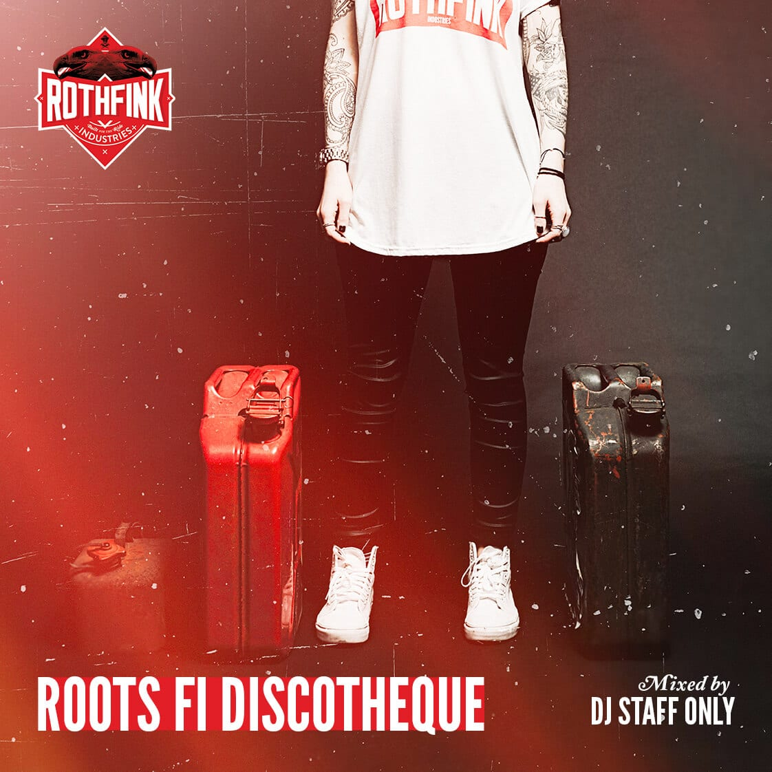 Roots-Fi Discotheque 'Dub'Mixtape