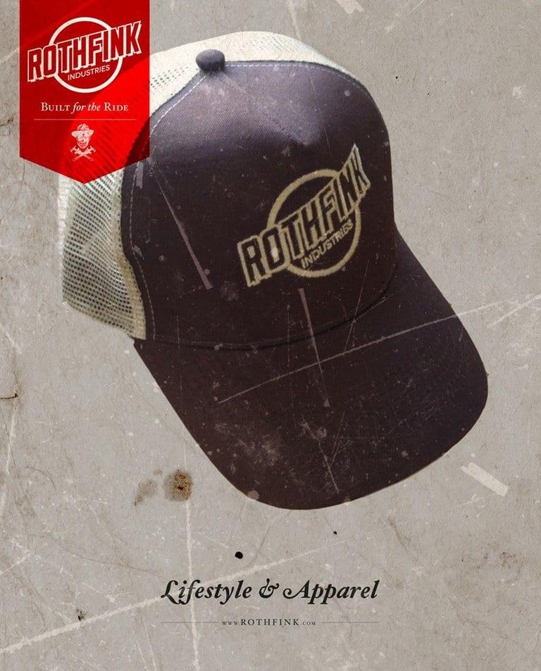 Deluxe trucker hat