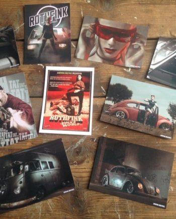 Rothfink postcards