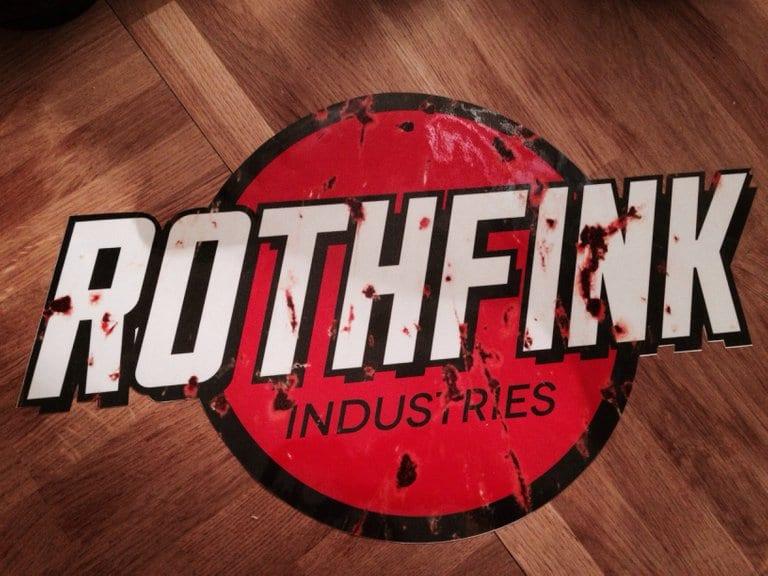 Rothfink Rust Decals Rothfink Industries