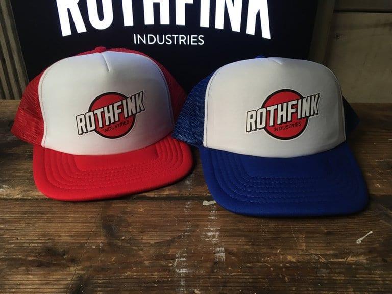 Rothfink trucker hat