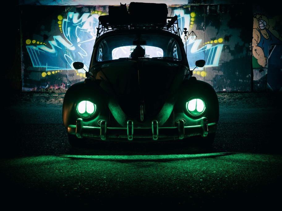 #yourrides – Glen's possessed bug