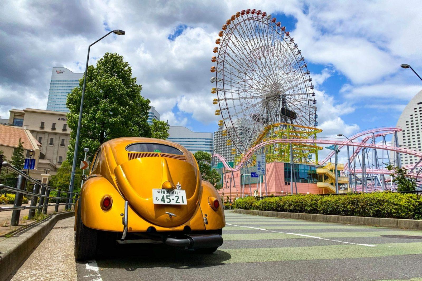 INPROFILE: MANABU'S 1956 OVAL BEETLE 'BEER GOLD'
