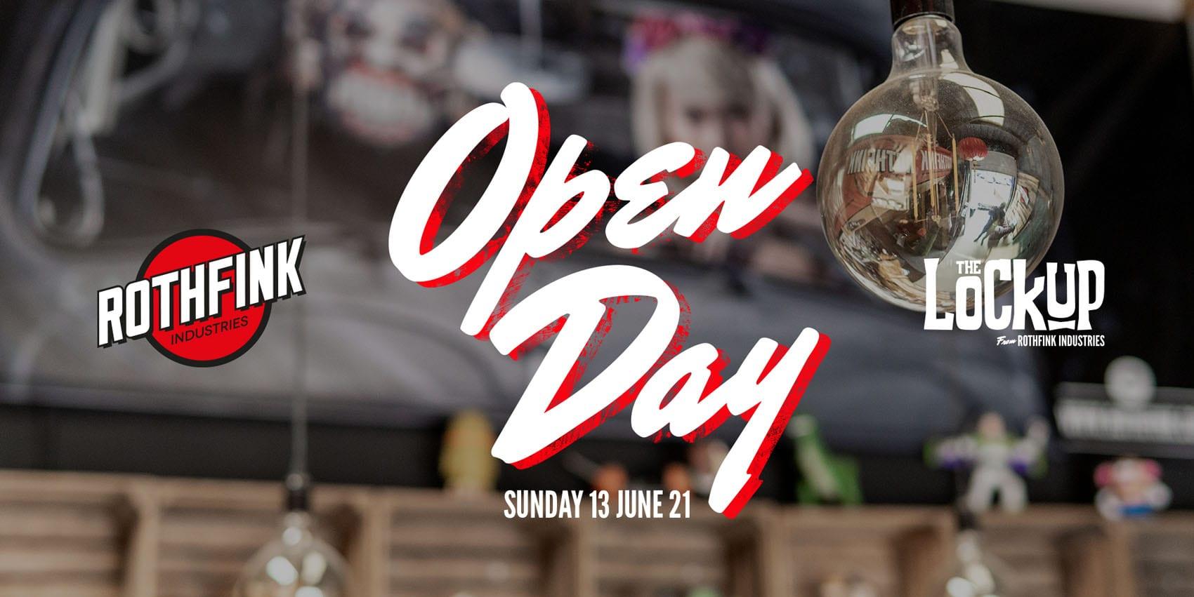 Rothfink Open Day – 13 June 2021